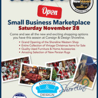 Small business Saturday is almost here