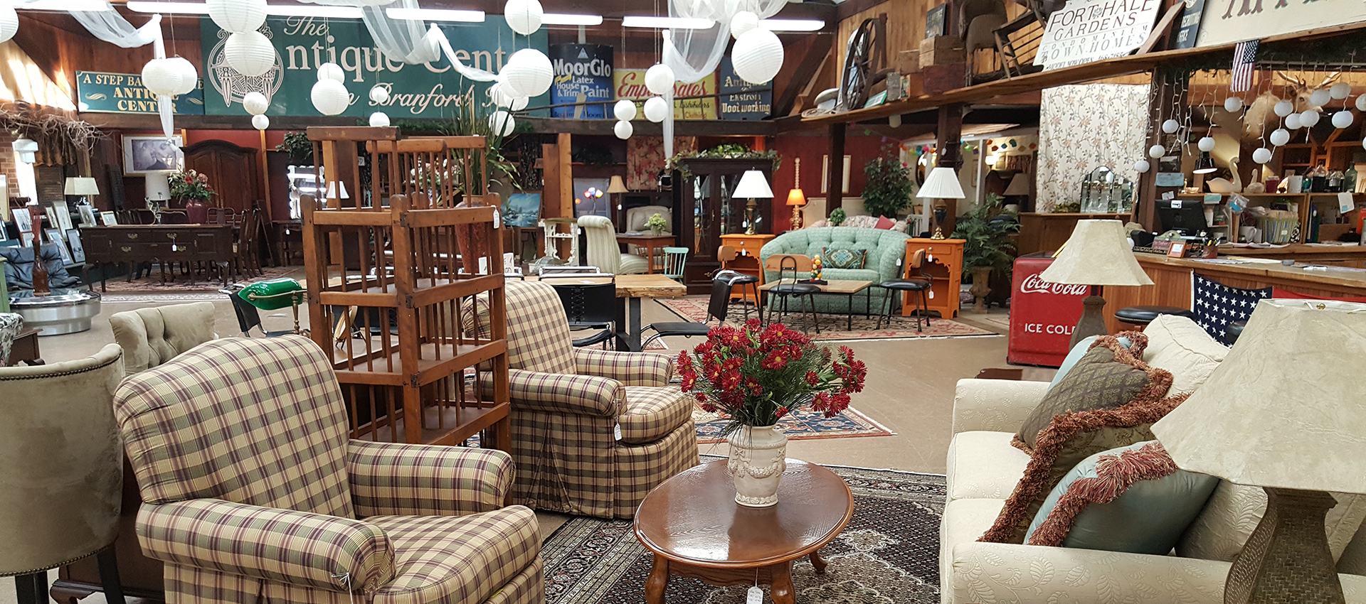 Second Hand Furniture Stores. Amserdam Holland 23 July ...