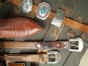 Boots, Belts and Buckles